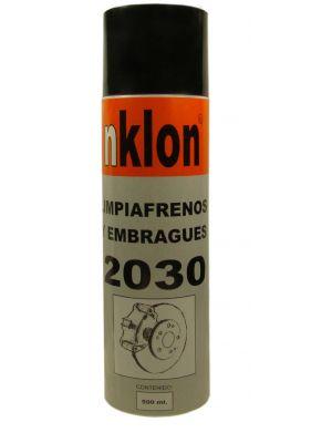 Limpia frenos y embragues Nklon 500 ml.