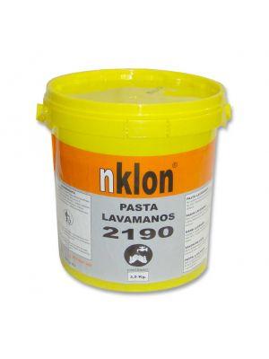 Pasta lavamanos 3.5 Kg de Nklon