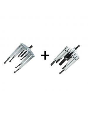 Juego extractor multiple 2 y 3 patas