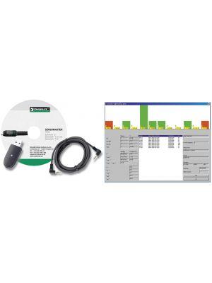 Adaptador USB, cable con conector Jack y software SENSOMASTER para núm. 712R, núm. 713R 7759-1 - Stahlwille