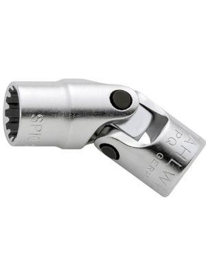 Bocas articuladas de llave de vaso Spline-Drive 402aSP - Stahlwille