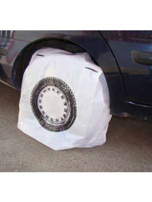 Funda cubre rueda