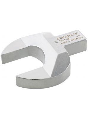 Herramientas acoplables de boca fija 731/100 - Stahlwille